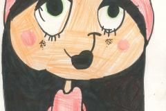 Jasmin-tegning